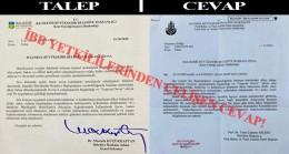 İBB, söktüğü dikey bahçeleri talep eden Balıkesir Büyükşehir Belediyesi'ne bakın ne cevap verdi!