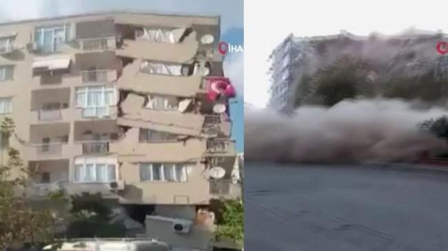 İzmir depreminde son durum: can kaybımız 49'a yükseldi