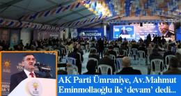 Mahmut Eminmollaoğlu ile yola devam