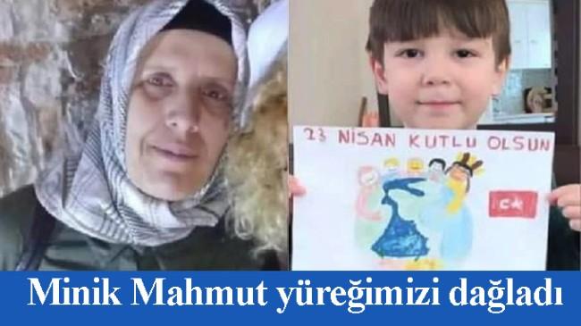 Mahmut ve anneannesinden acı haber