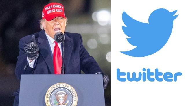 Twitter bile Donald Trump'a karşı!