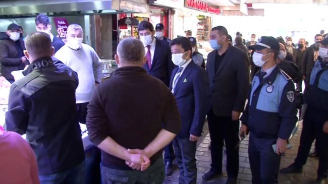 Üsküdar'da 'sigara denetimi' yapıldı