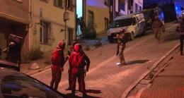 Uyuşturucu tacirleri polise ateş açtı
