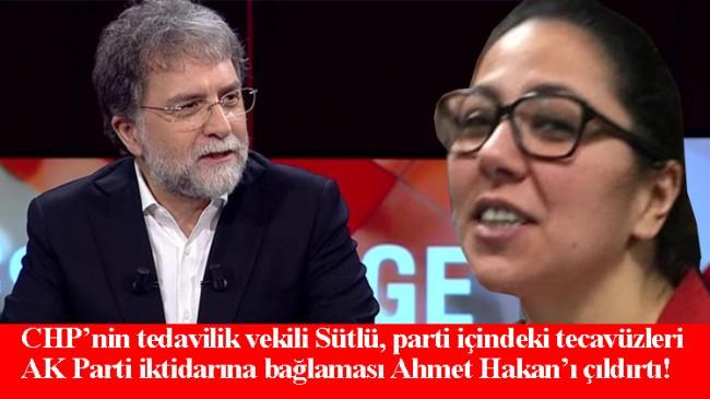 """Ahmet Hakan, """"Partinizin içindeki tecavüz ve tacizin suçlusu da mı iktidar?"""