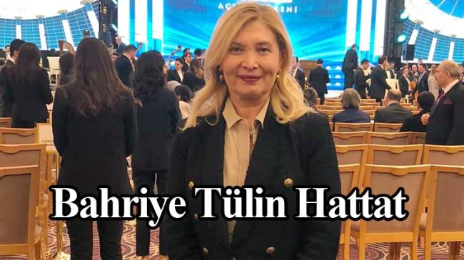 AK Parti Beşiktaş Teşkilatları, tecrübeli bir ablaya emanet edildi