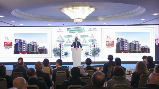Bakan Kurum, Tozkoparanlı vatandaşların sorunlarını dinledi ve sorularını yanıtladı