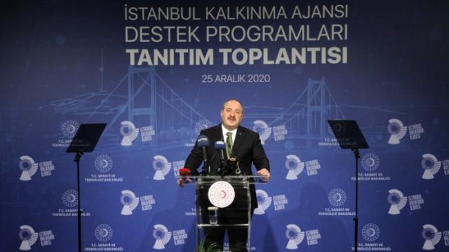 """Bakan Varank, """"İstanbul'a 458 milyon liralık kaynak tahsis ediyoruz"""""""