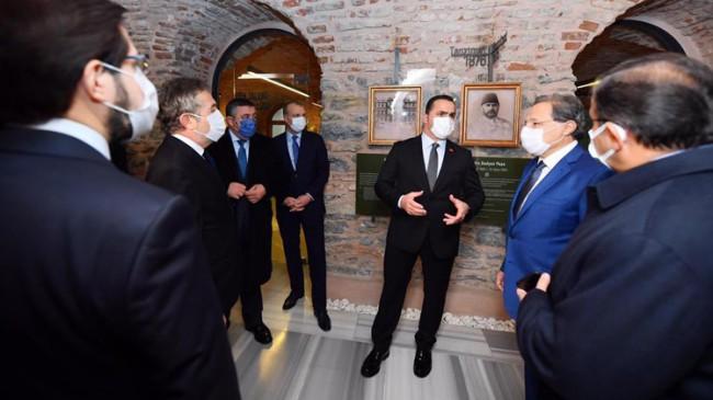 Başkan Yıldız, Cumhurbaşkanlığı Yerel Yönetim Politikaları Kurulu'nu ağırladı
