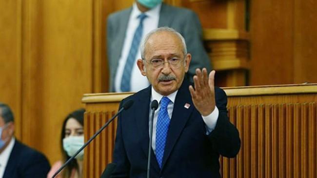 CHP Lideri Kemal Kılıçdaroğlu adaylık için 'ben buradayım' mesajı veriyor!