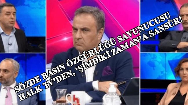 CHP, yesinler senin basın özgürlüğünü (!)