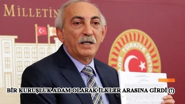 CHP'li Aldan, 'it'likten 1 kuruşluk manevi tazminata mahkûm oldu!