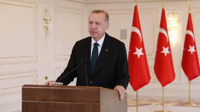 """Erdoğan, """"Çiftçiyi, esnafı asla unutmadık"""""""