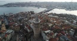 Galata Kulesi'nden İstanbul