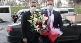 İstanbul Cumhuriyet Başsavcılığına atanan Şaban Yılmaz, göreve başladı