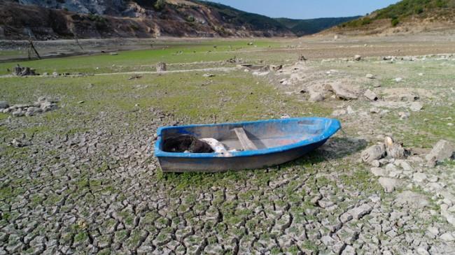 İstanbul'un barajları yüzde 20'lerde