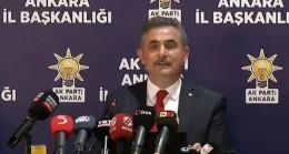 Mansur Yavaş, AK Parti'lilerin sesine bile tahammül edemiyor!