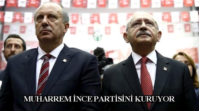 Muharrem İnce, inceden inceden Kılıçdaroğlu'na meydan okumaya başladı!