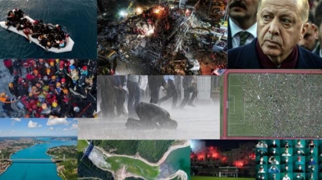 Objektiflere yansıyan önemli fotoğraflar