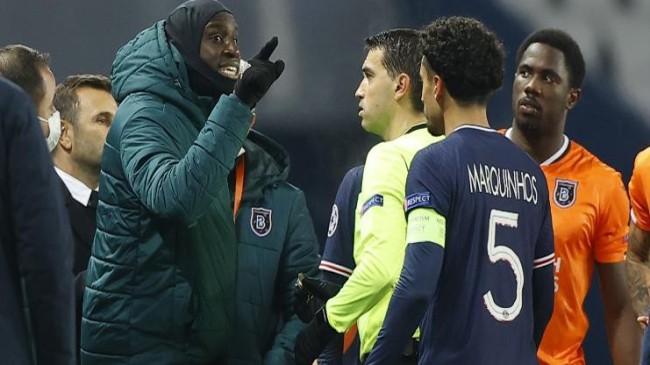 Paris Saint-Germain-Başakşehir maçı bugün kaldığı yerden oynanacak