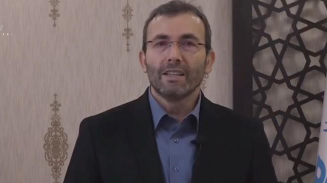 """Pendik Belediye Başkanı Ahmet Cin, """"İBB tuvaleti siyasete alet ediyor"""""""