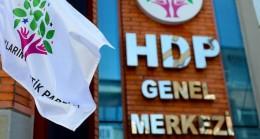 PKK propagandası yapan HDP'nin Hazine gelirine tedbir kararı konulabilir