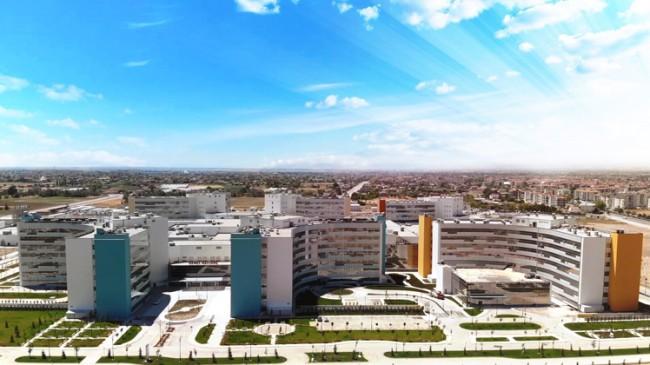 Şehir hastaneleri salgının yükünü azalttı