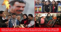 Selahattin Demirtaş, Figen Yüksekdağ ve 108 kişi hakkında 'Kobani' soruşturması