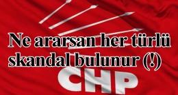 Skandalların partisi CHP kapatılsın (!)