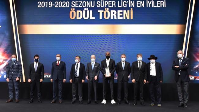 Süper Lig'in en iyileri belli oldu