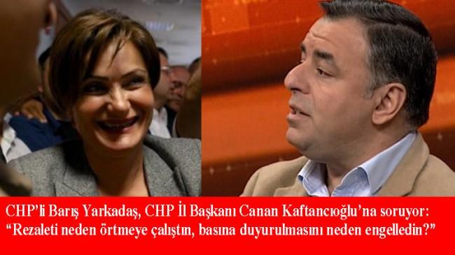 Tacizci Umut Karagöz'ü kollayan Canan Kaftancıoğlu'nun suyu iyicene ısındı!