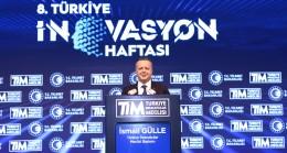 """TİM Başkanı Gülle, """"İhracat inovasyonla, Türkiye ihracatla yükselecek"""""""