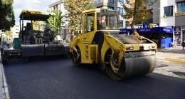 Tuzla Belediyesi, ilçenin cadde ve sokaklarına 25 bin 880 ton asfalt serdi