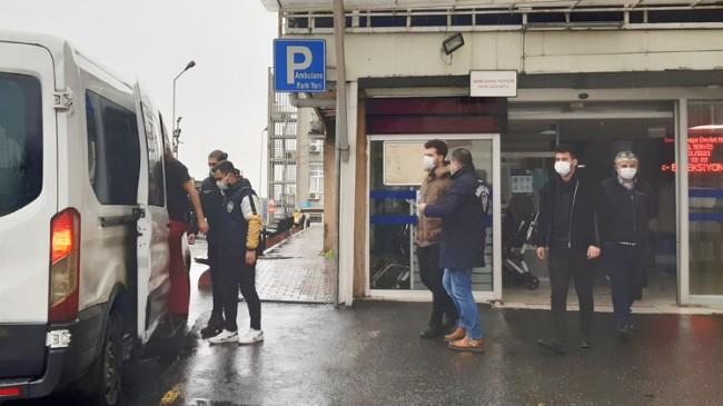 Boğaziçi Üniversitesi önünde Kâbe'ye hakaret edenlerin 4'ü adliyeye sevk edildi