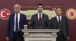 CHP'den üç milletvekili istifa etti