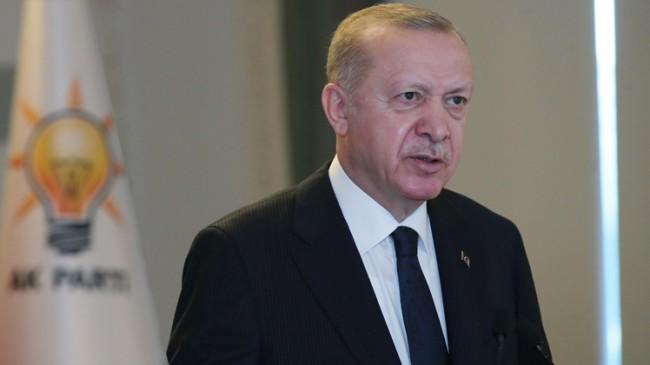 """Erdoğan, """"Bize düşen, tüm taciz, tecavüz, hırsızlık, ahlaksızlıkların siyasi faturasını CHP'nin önüne koymaktır"""""""
