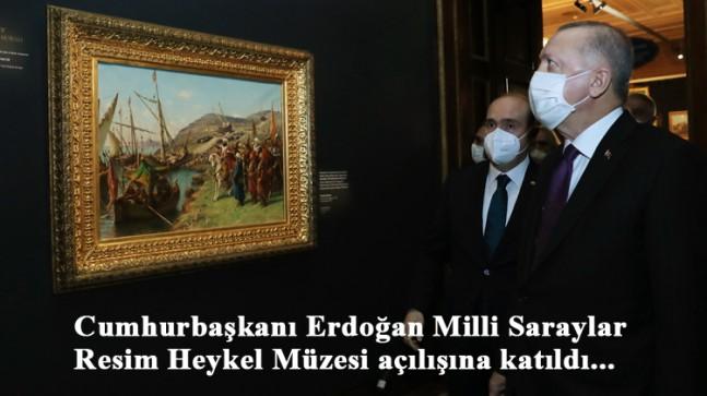 """Cumhurbaşkanı Erdoğan """"Siber vatana sahip çıkmakta kararlıyız"""""""
