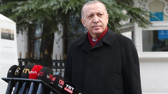 Erdoğan'a aşının yan etkisi soruldu