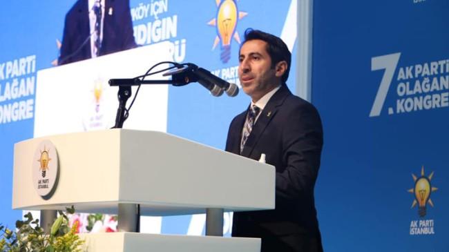 Fatih Kaya, AK Parti Kadıköy'ün hizmet bayrağını devraldı