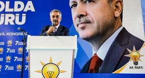 """Hayati Yazıcı, """"AK Parti'nin bir duruşu var. AK Parti, Liderimiz Erdoğan gibi dik durur"""""""