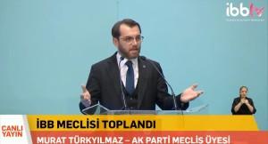 """İBB Meclis Üyesi Murat Türkyılmaz, """"Mevlevi ayini bir gösteri ve eğlence vasıtası değildir"""""""