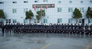İçişleri Bakanı Süleyman Soylu'dan Takviye Kuvvetlerine ziyaret