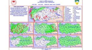 Kar yağışı İstanbul'da 4 gün etkili olacak