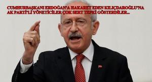 Kemal Kılıçdaroğlu, siyasi tarihin çöplüğünde yerini alacak!