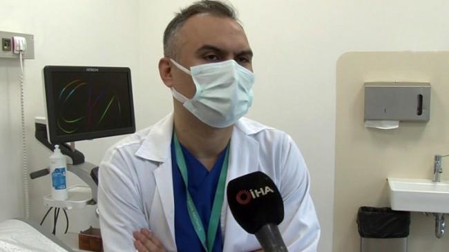 Koronavirüs'ü yenen doktor Baki Eren'den duygusal açıklama
