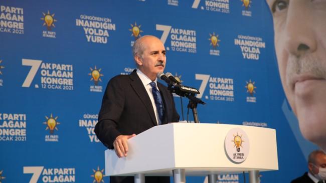 Kurtulmuş, Kılıçdaroğlu'nu topa tuttu!