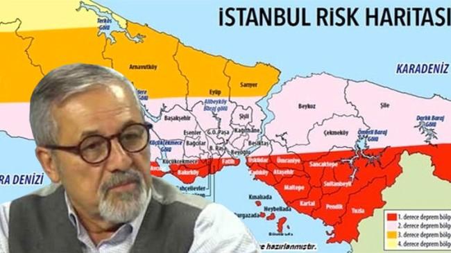 Naci Görür, İstanbul depreminin büyüklüğü için hiçte iyi rakam vermedi!