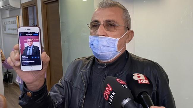 """Pınar Gültekin'in babası Sıddık Gültekin, """"CHP'li vekil Süleyman Girgin, beni arayıp davadan vazgeçmemi istedi"""""""