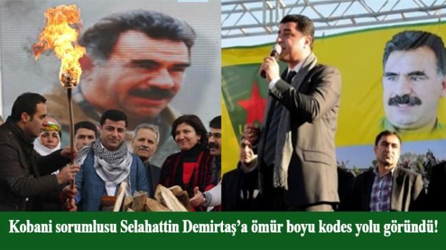 Selahattin Demirtaş'ı artık AİHM de kurtaramaz!