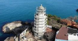 Tarihi Şile Fener'i onarımda