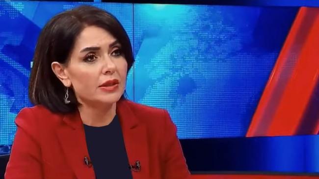 Yandaş gazeteci Özlem Gürses'in iftira ve algısı elinde patladı!